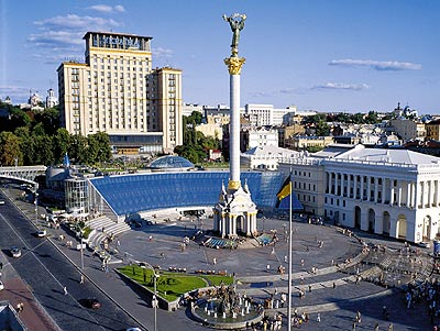 Kyiv, Squere of Independence