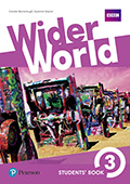 Учебник Wider World 3