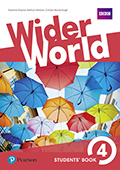Учебник Wider World 4